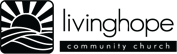 Living Hope Community Church logo